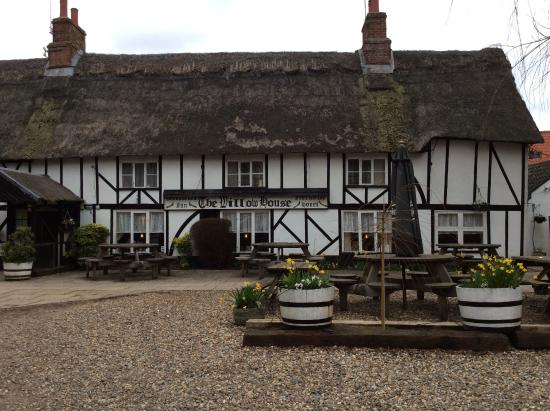 The Willow House: Cute hotel.