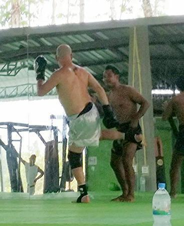 Chokchai Muay Thai Camp Phuket