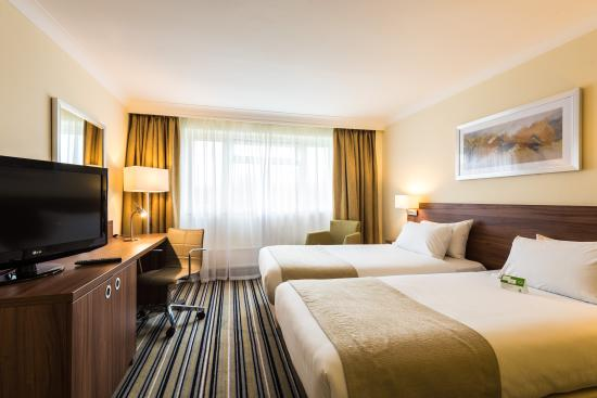 Holiday Inn Chester South: Standard Twin Room