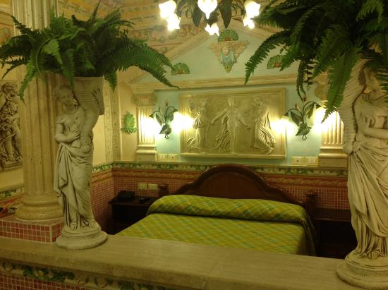 Hotel Pensione Barrett: camera