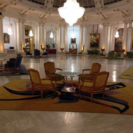 Le Salon Royal Hotel Negresco Picture Of Le Chantecler Nice