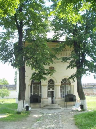 Vrancea County, Roumanie : Manastirea Mera