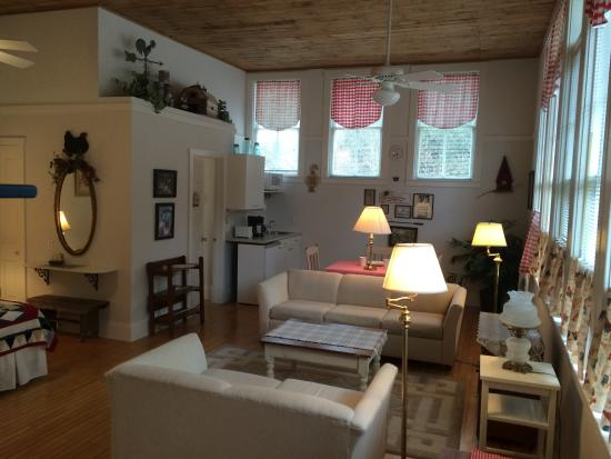 Baileys Harbor, WI: Homestead Suite