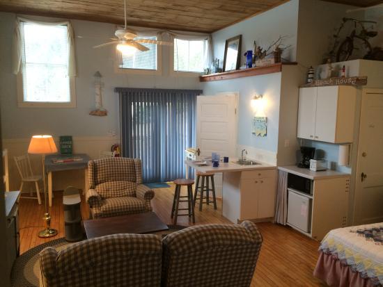 Baileys Harbor, WI: Upper Deck Suite