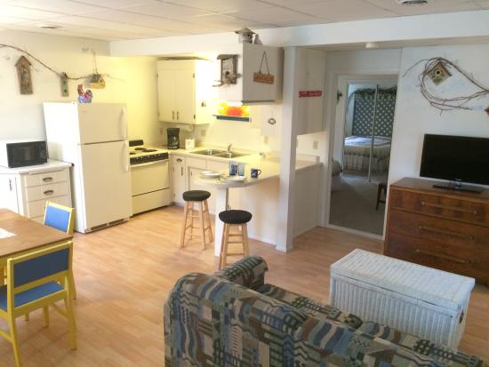 Baileys Harbor, WI: Sunnyside Suite
