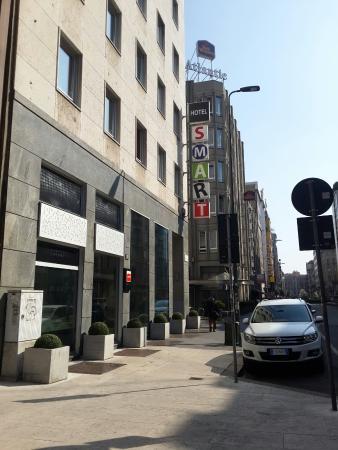 アイディア ホテル ミラノ セントラーレ