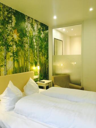 Landidyll Hotel Weidenbrueck : Deluxezimmer