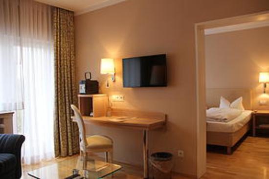 Landidyll Hotel Weidenbrueck : Apartment