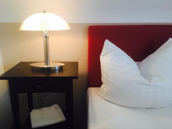 Landidyll Hotel Weidenbrueck : miniDoppelzimmer