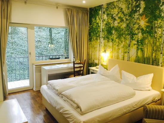 Landidyll Hotel Weidenbrueck : DeluxeDoppelzimmer