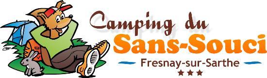 Fresnay-Sur-Sarthe, França: Notre logo du Sans Souci