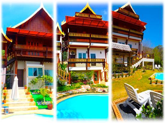 Golden Pool Villas