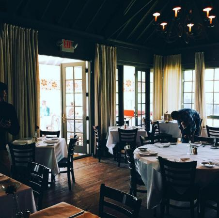 Inn at Serenbe: The Farmhouse Restaurant