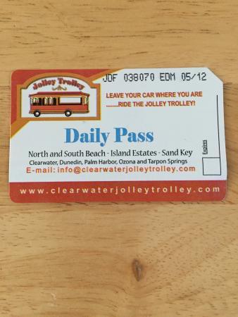 Clearwater Jolley Trolley