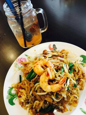 Island Penang Cafe