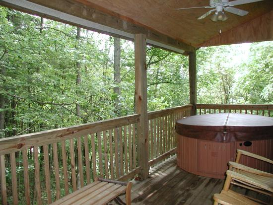 Nantahala Cabins: Cabin #3 Hot Tub
