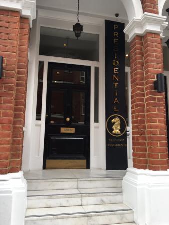 Presidential Apartments Kensington Foto