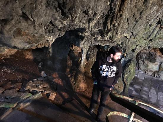 Lovech, Bulgarije: Me and the cave