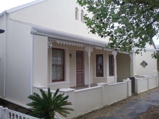 Robertson, Южная Африка: Villa Kruger facade