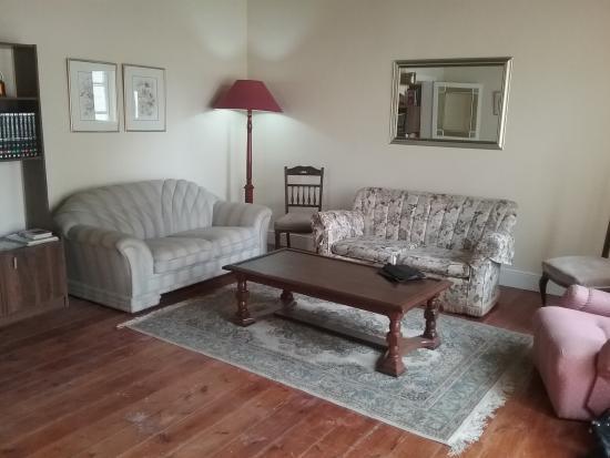 Robertson, Южная Африка: Villa Kruger Lounge