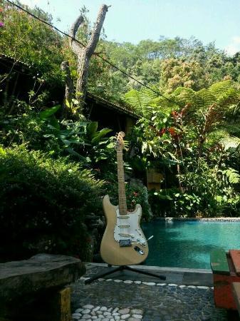 Cisarua, Indonesia: Villa Kampung Air - Curug Cilember