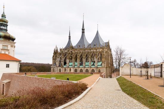 St. Barbara's Church (Kostel sv. Barbory)
