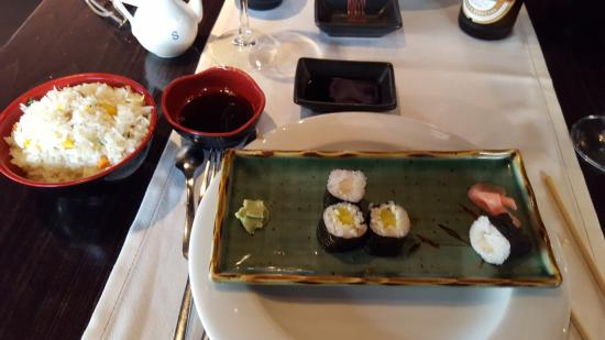 Restaurante Asiatico Ninsei: Maki