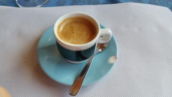 Hotel Nevada : Caffè macchiato