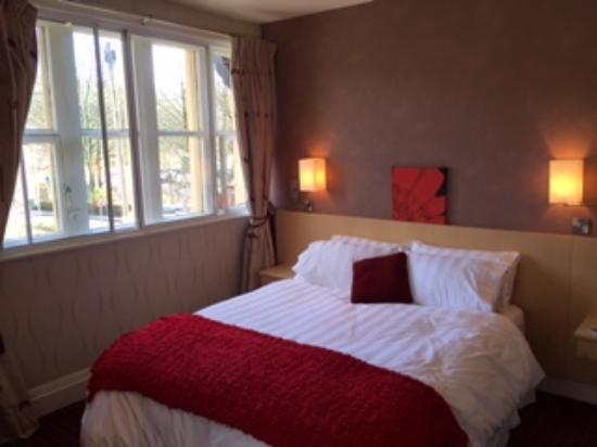 The Gate Inn, Hotel: The corner room