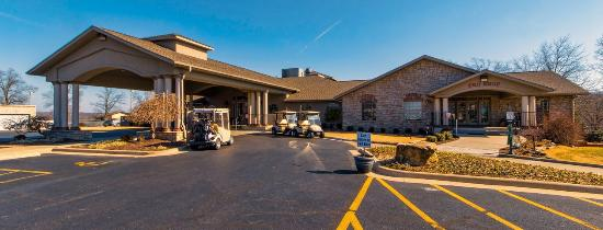 Pointe Royale Condominium Resort and Golf Course: Pointe Royale Resort, Branson Missouri | Clubhouse Overview