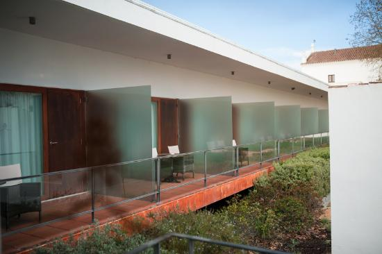 Convento do Espinheiro, A Luxury Collection Hotel & Spa: Balconies with garden view