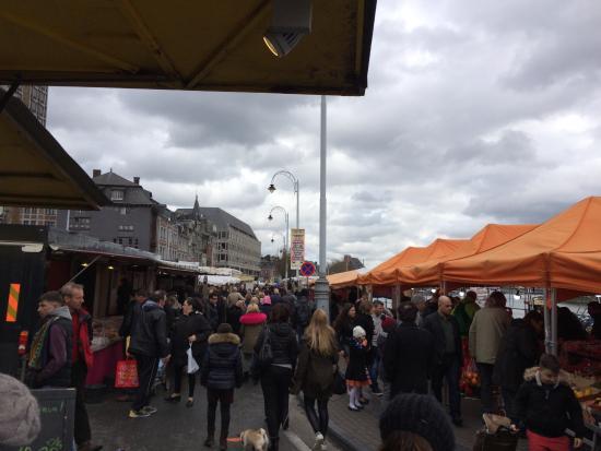 markt lüttich