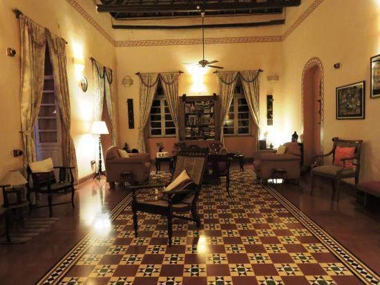 Curtorim, Índia: Lounge