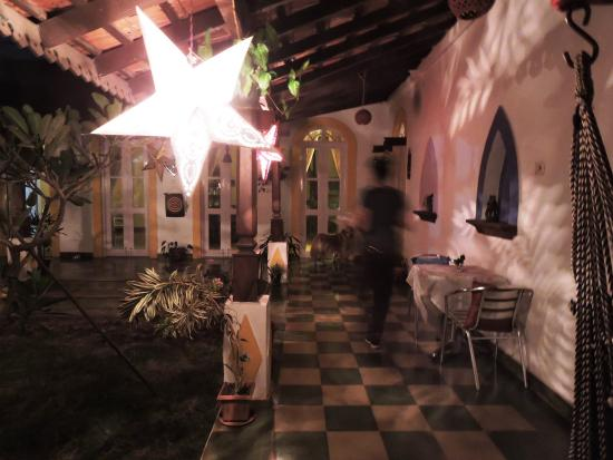 Curtorim, Índia: Courtyard