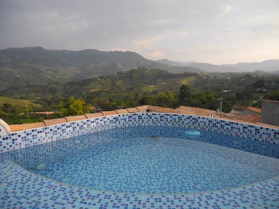 Un Jacuzzi Con Vista Maravillosa - Picture Of El Despertar Hotel