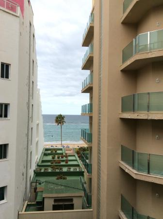 Good Sea View From Room 402corner Room Picture Of Hotel Atlanta