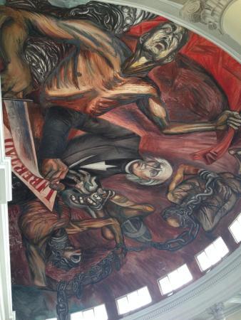 Foto de palacio de gobierno guadalajara mural tripadvisor for Aviso de ocasion mural guadalajara