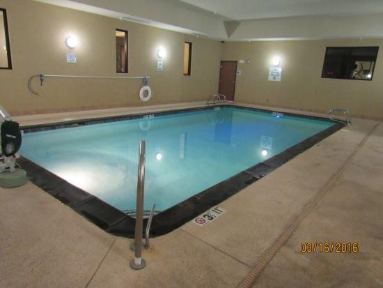 Holiday Inn Express Truth or Consequences: Pool