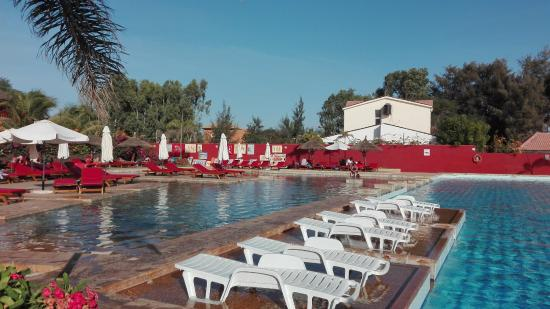 Lookea Royal Baobab: Piscine ZEN