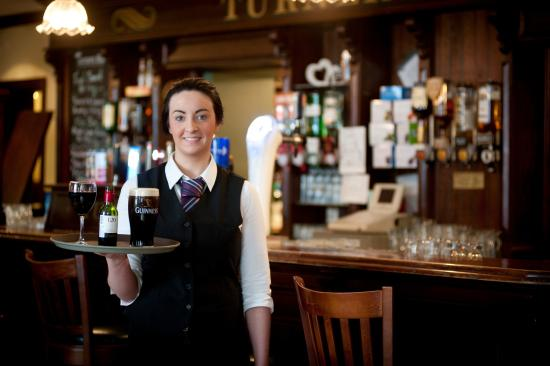 Charlemont Arms Hotel : Turners Bar is part of the Hotel