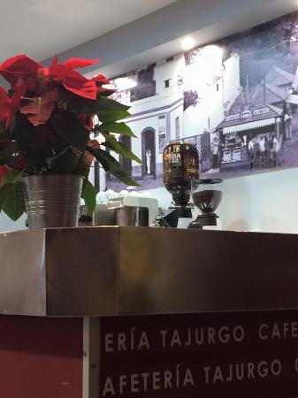 Cafeteria Tajurgo
