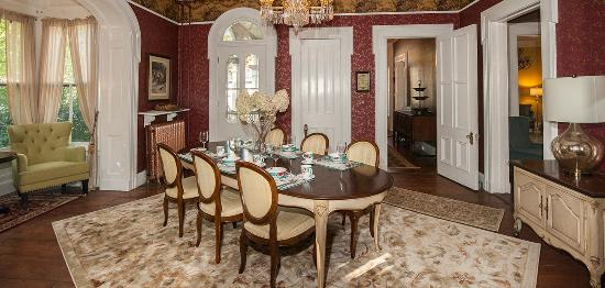 Wallingford, Вермонт: Our Dining Room