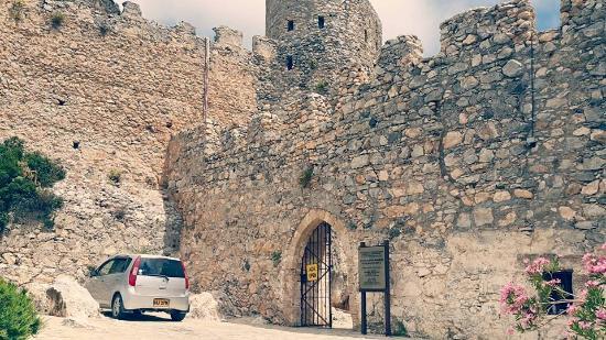 st hilarion castle how to get