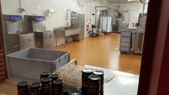 Le comptoir de mathilde tulette magasin d 39 usine bild - Le comptoir de mathilde lyon ...