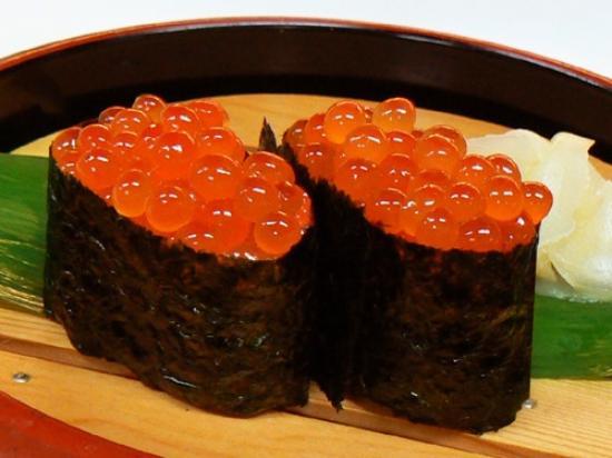 Fish eggs - Picture of GCF Sushi Lab, Minato - TripAdvisor