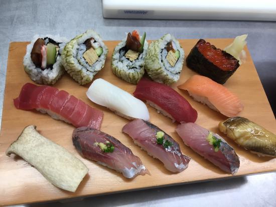 GCF Sushi Lab