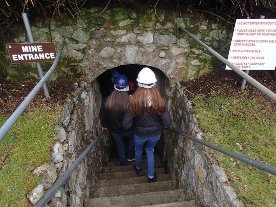 Oughterard, Irland: Eingangsbereich