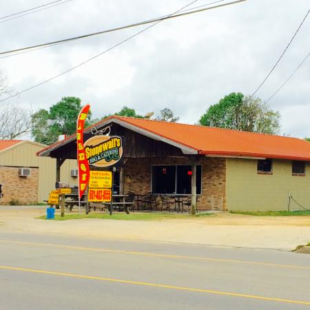 Stonewall's BBQ & Catering Poplarville