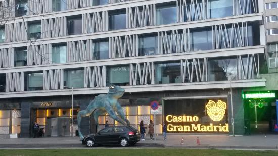 Casino Gran Madrid: Казино Gran Madrid