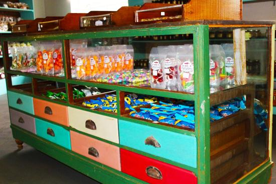 Bergenbos Kontreiwinkel: Old fashion sweets
